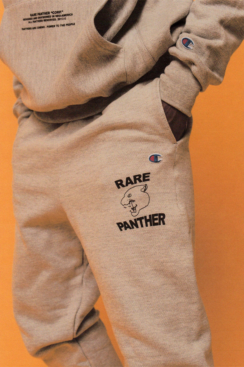 Rare Panther 2017 Spring Summer Collection Lookbook Fashion Apparel Clothing
