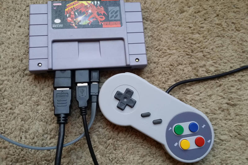 SNES Made out of an Old Cartridge by Redditor | HYPEBEAST