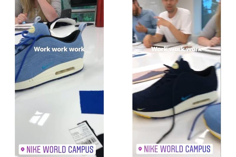 RevolutionAIR Winner Sean Wotherspoon Nike Air Max 1/97 Hybrid Sample