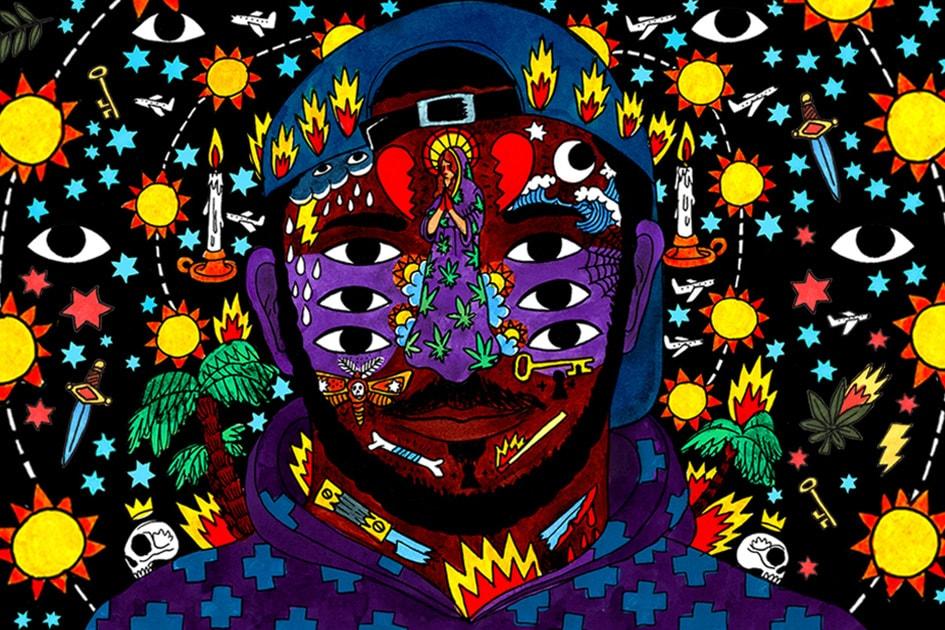 f33c7a40acbc Artist Ricardo Cavolo Talks Art