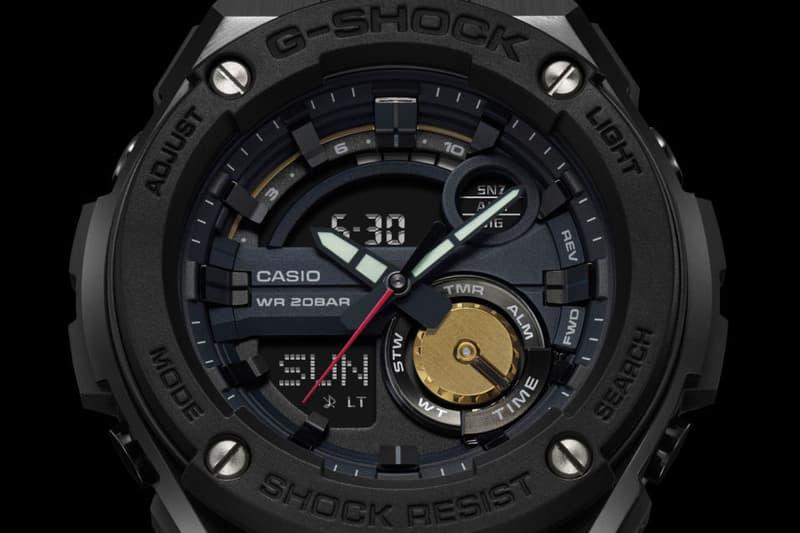 6bdb219cdca G-Shock Robert Geller Casio Collaboration Watch G-steel