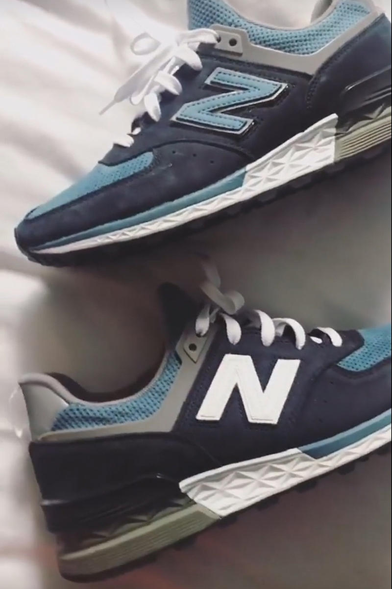 Ronnie Fieg Teases New Balance Collaboration with DSM Dover Street Market