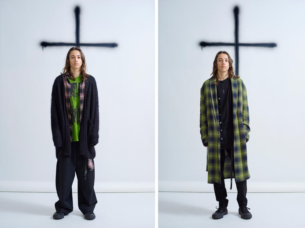 Lad Musician 2017 Fall Winter Collection