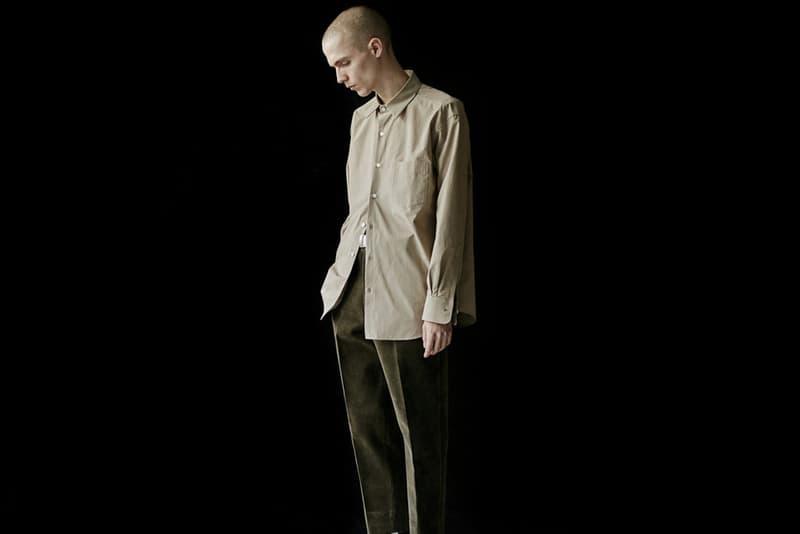 Scye Lookbook Fashion Clothing Apparel 2017 Fall/Winter