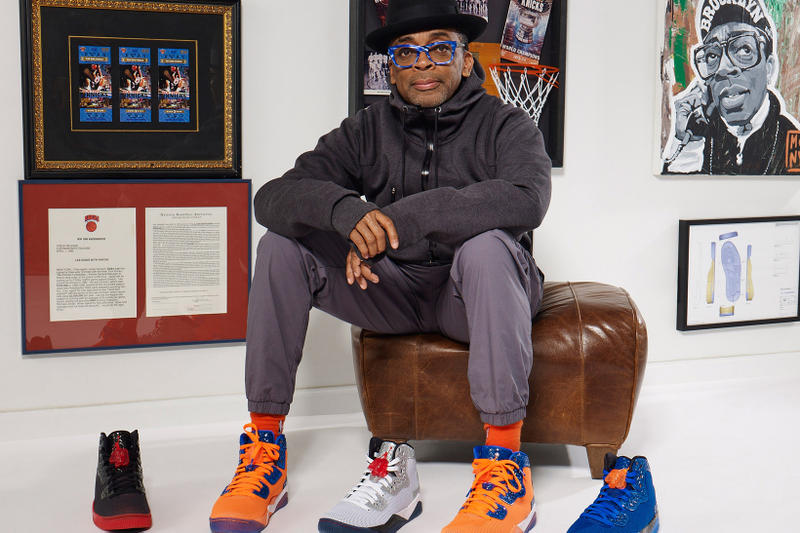 Spike Lee And His Sneakers