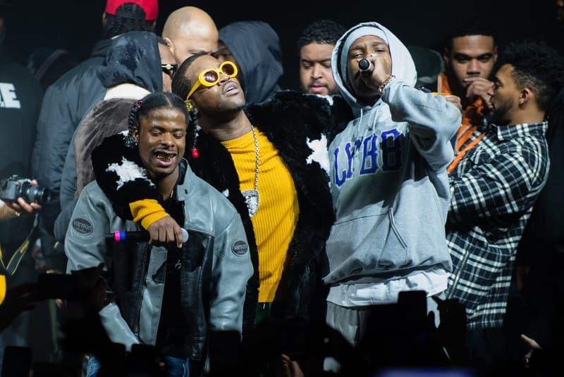 Steez Day Festival 2017 Lineup ASAP Mob Pro Era XXXTENTACION Ab Soul Tickets