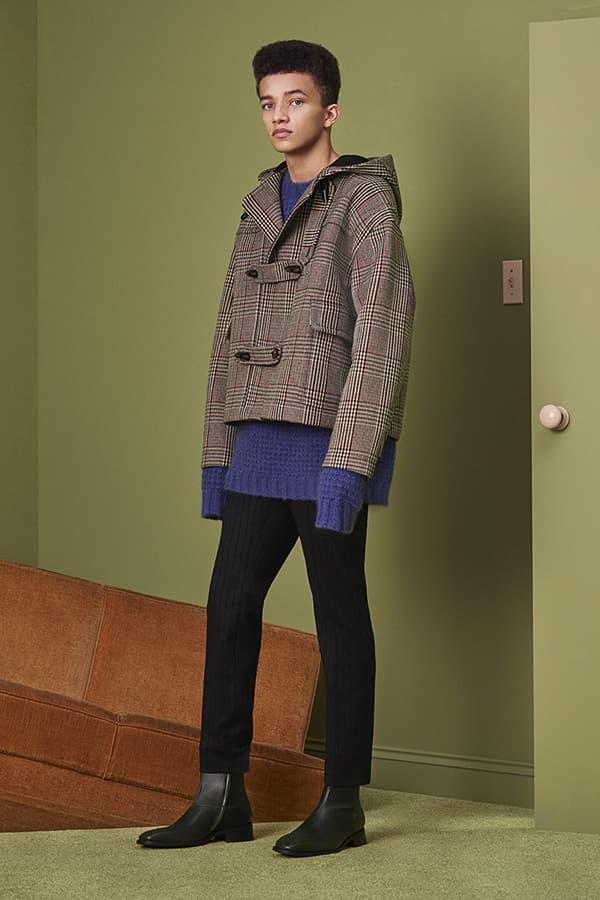 Stella McCartney 2017 fall winter collection lookbook