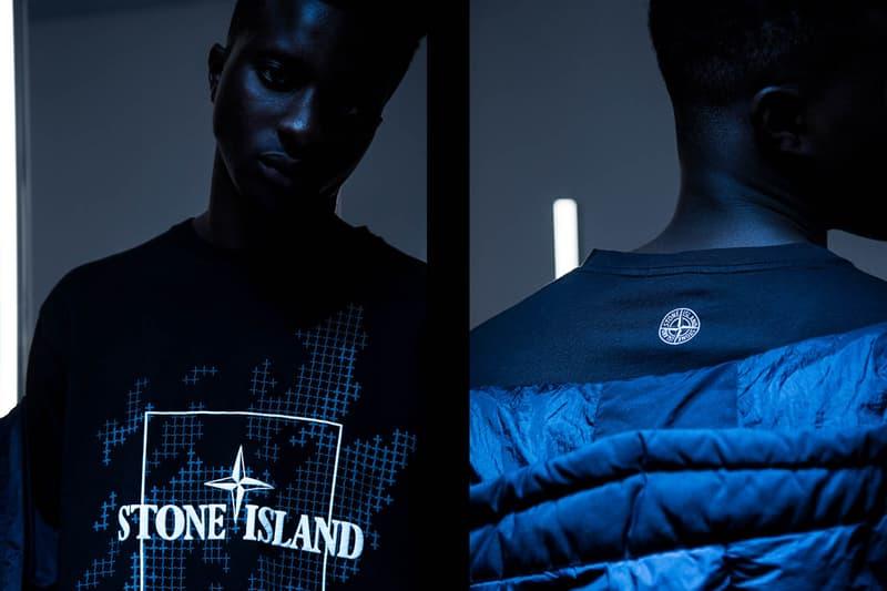 Stone Island 2017 Fall Winter HBX Editorial Shirts Jackets Hoodies Crewnecks