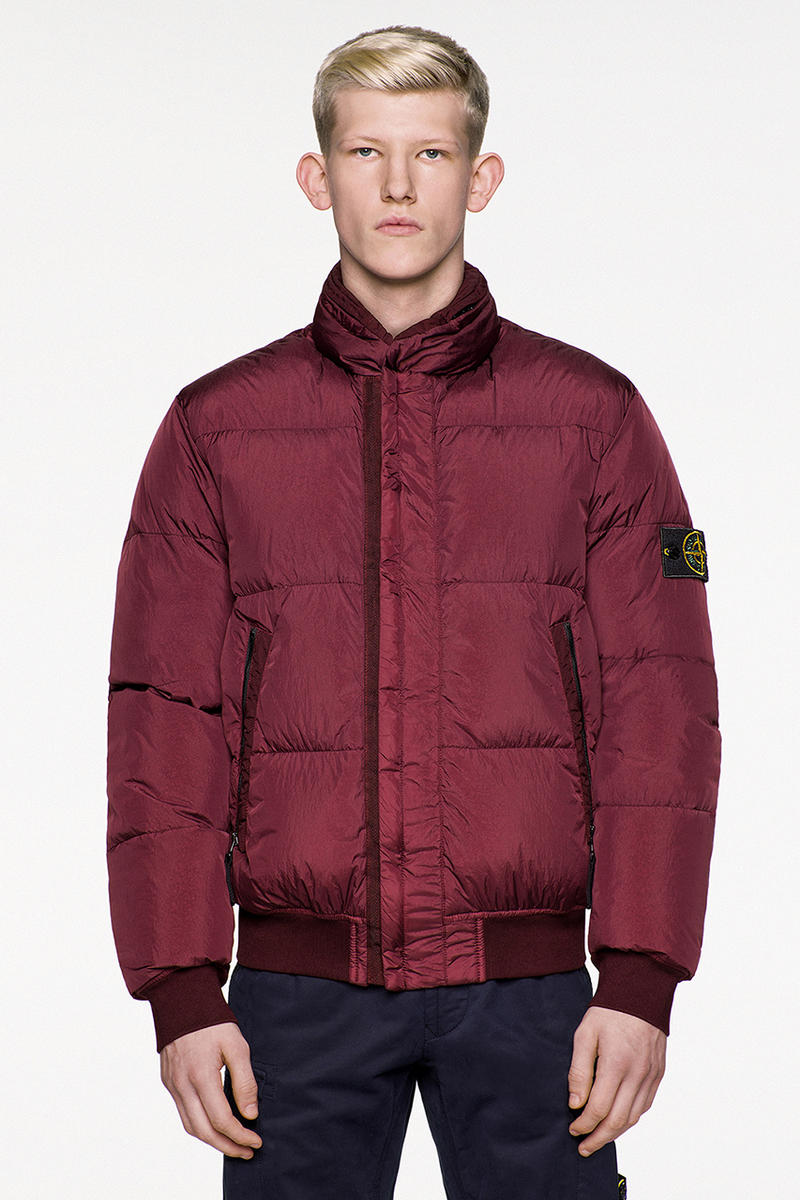 Stone Island 2017 Fall/Winter Icon Collection