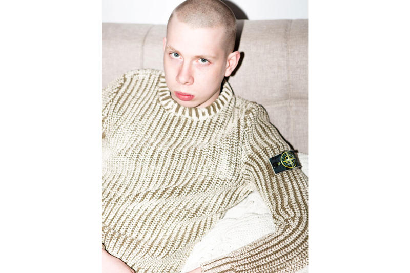 "Stone Island ""Polarity"" intelligence magazine 2017 Editorial"