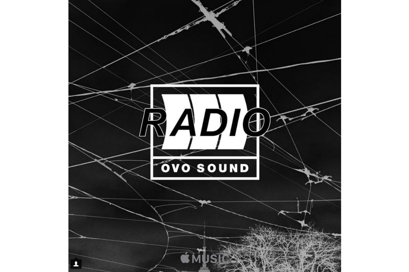 OVO Sound Radio Episode 45 Plaza 2017 octobers very own apple music plaza