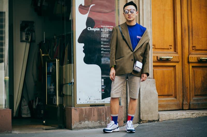 Paris Fashion Week 2018 Day 1 Street Style