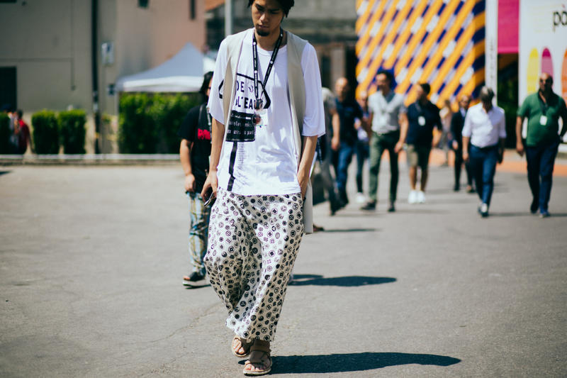 Pitti Uomo 2018 Streetsnaps Day 3 Ian Connor ACW