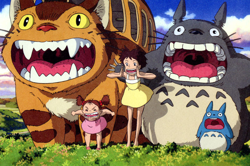 Studio Ghibli Theme Park Hayao Miyazaki Japan My Neighbor Totoro Expo Park