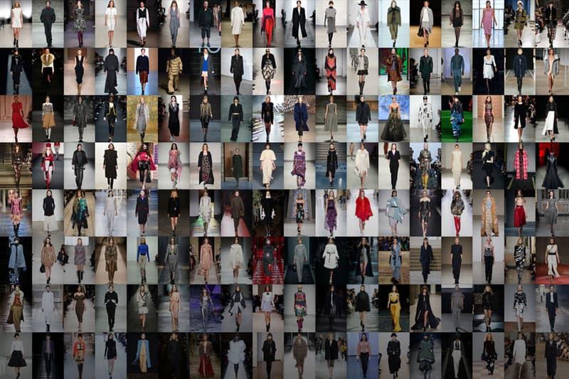 Style.com grid