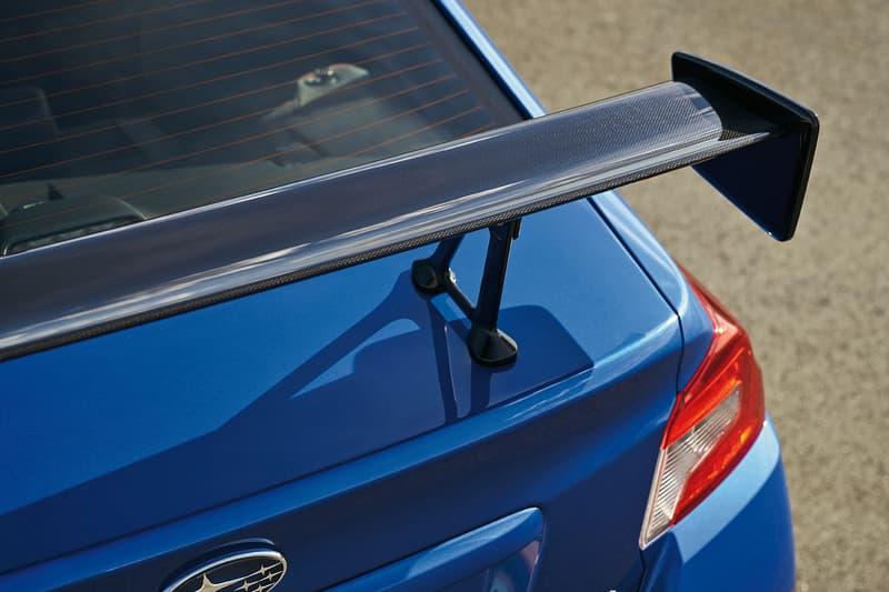 Subaru Unleashes the WRX STI Type RA & BRZ tS