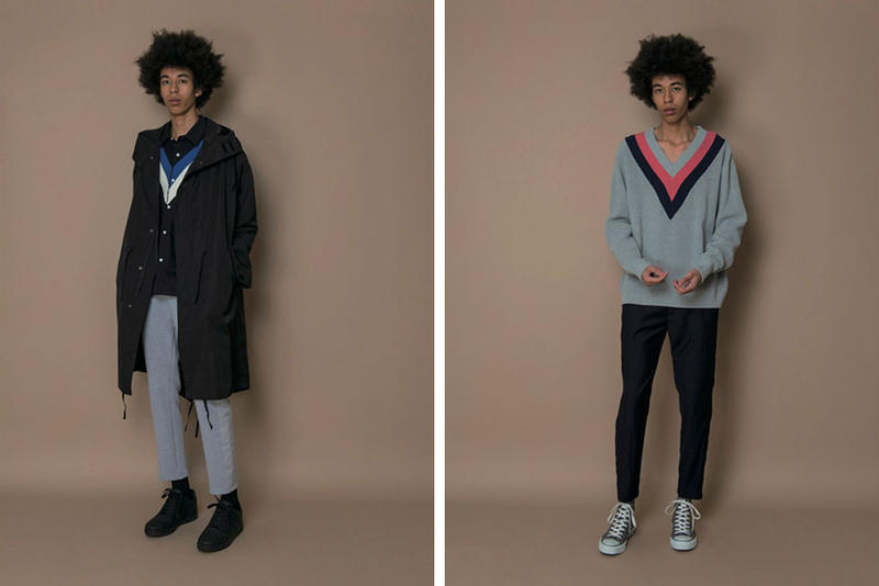 Superthanks 2017 Fall/Winter Collection Lookbook