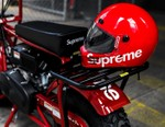 A Closer Look at the Supreme x Coleman CT200U Mini Bike Releasing Tomorrow