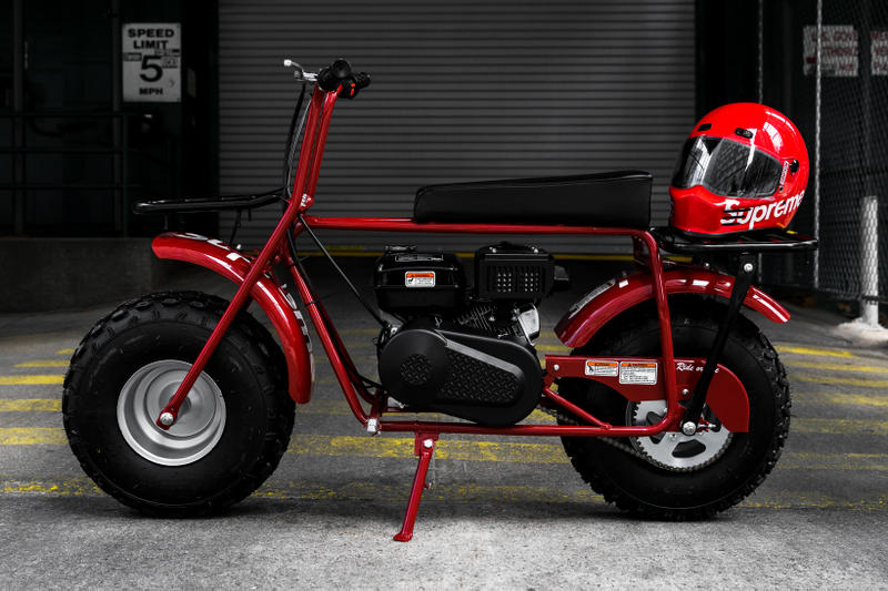 Supreme Coleman Mini Bike CT200U
