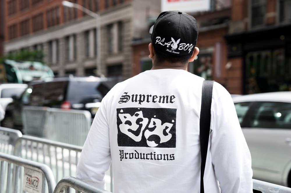 Supreme Thrasher the North Face BAPE Anti Social Social Club OFF-WHITE Streetsnaps