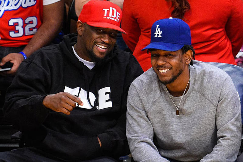 TDE Top Dawg Entertainment Studio Rules Leak Kendrick Lamar