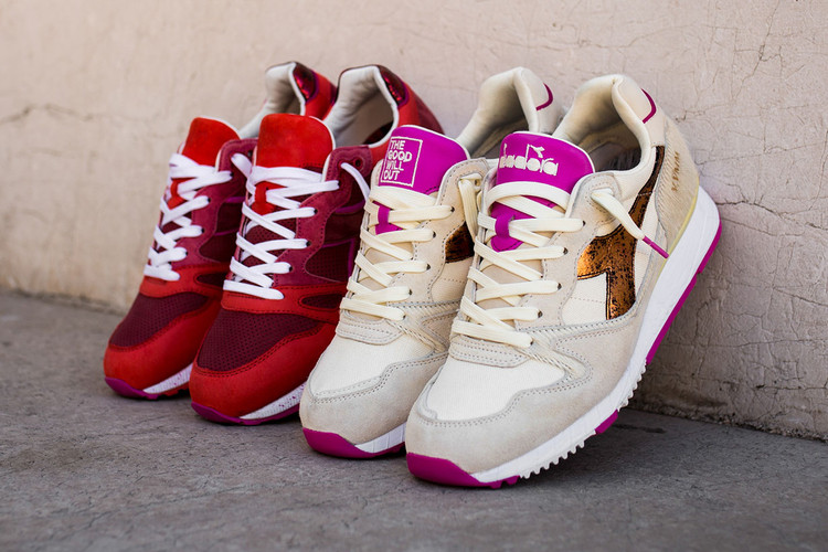 2cb1d78b0 The Goodwill Out and Diadora Dedicate Their Newest Pack to the Roman Empire