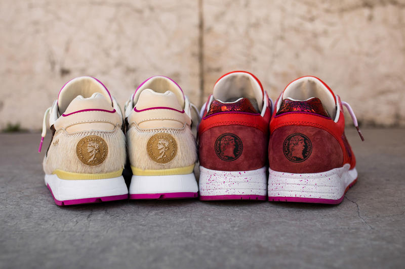 new styles 94274 aa759 The Good Will Out x Diadora s The Rise and Fall of The Roman Empire Pack