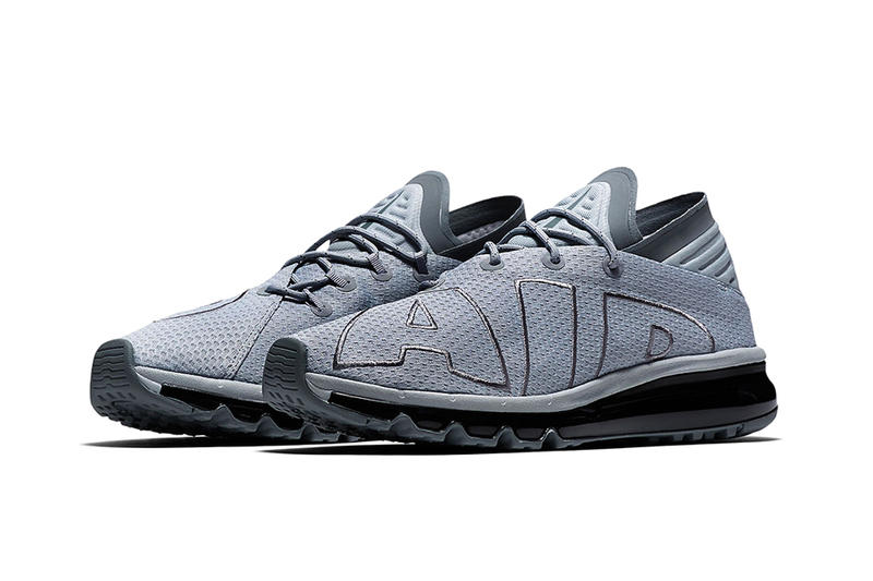 The Uptempo-Inspired Nike Air Max Flair Gets Released in Grey