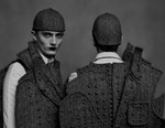 Thom Browne Reveals Backstage Portraits for Its 2017 Fall/Winter Collection