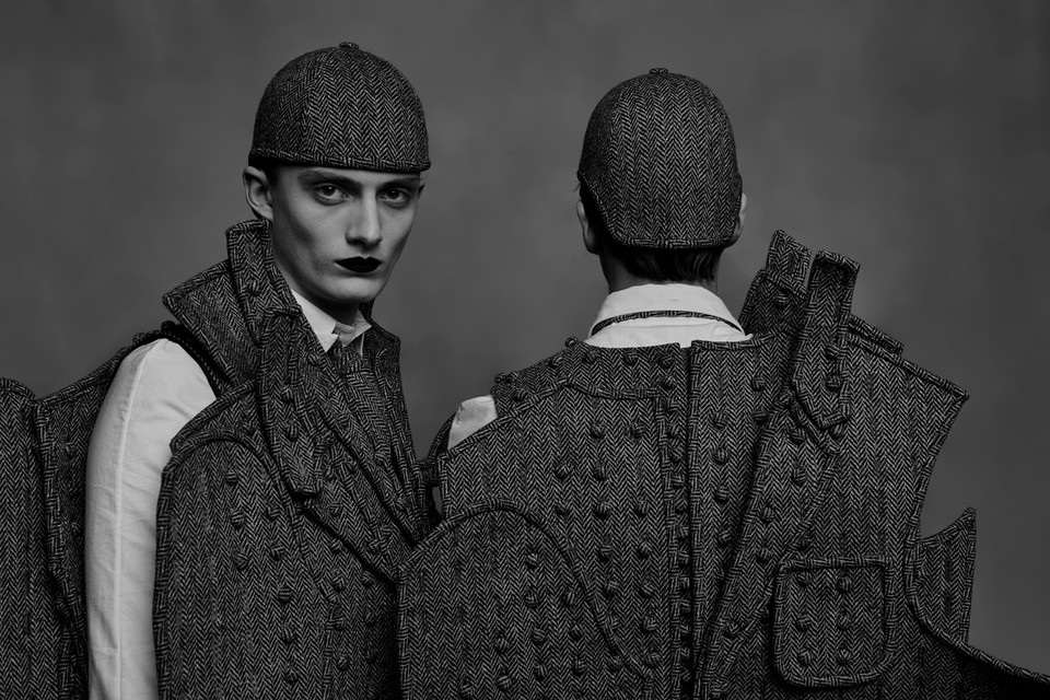 b1e2ca8230e Thom Browne Campaign 2017 Fall/Winter Collection | HYPEBEAST