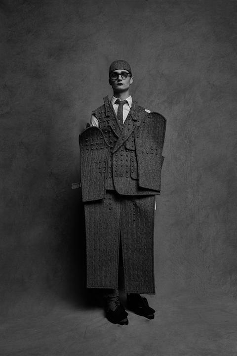 Thom Browne 2017 Fall Winter Collection Lookbook