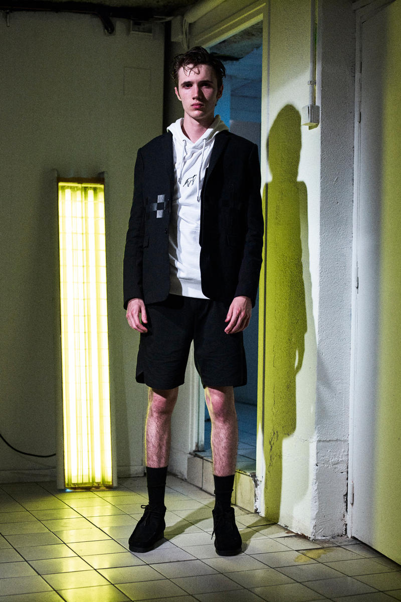 Tim Coppens 2018 Spring Summer Collection Fashion Apparel Clothing Under Armour Sportswear