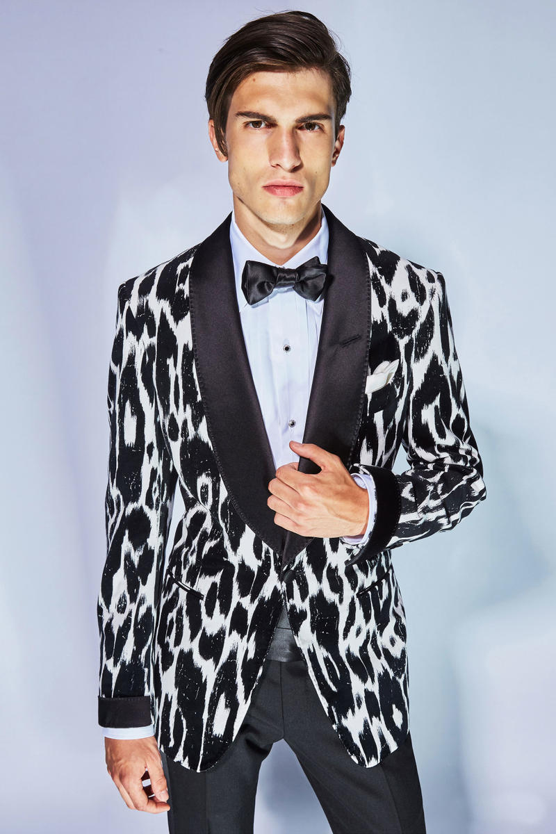 Tom Ford 2018 Spring/Summer Menswear Collection Lookbooks