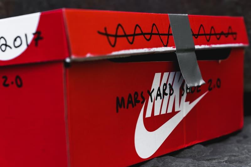 Tom Sachs NikeCraft Mars Yard Shoe 2.0