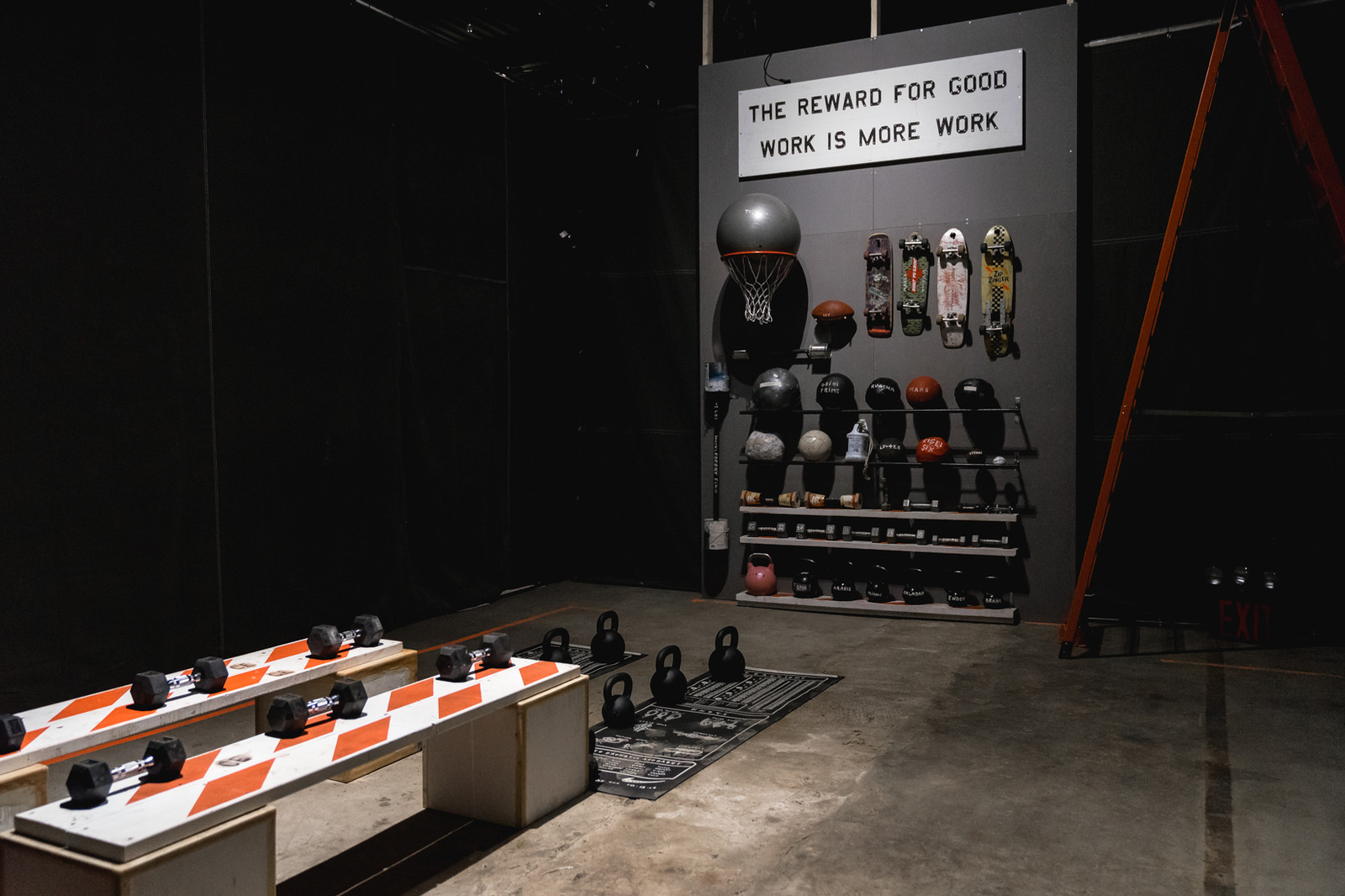 Nike Tom Sachs Space Camp Mars Yard 2.0 Governor's Island