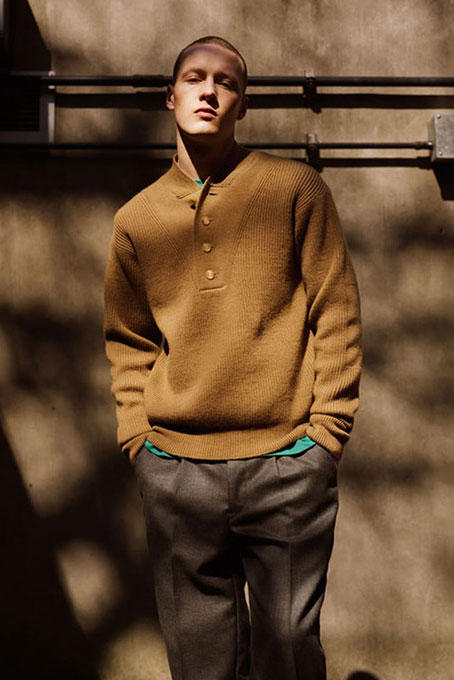 Tone 2017 Fall Winter Collection Lookbook