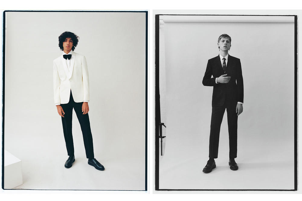 Topman Charlie Casely-Hayford 2017 Fine Tailoring Collection Lookbook