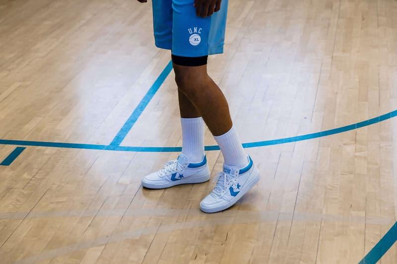Jordan Brand UNC Tar Heel Practice Shorts