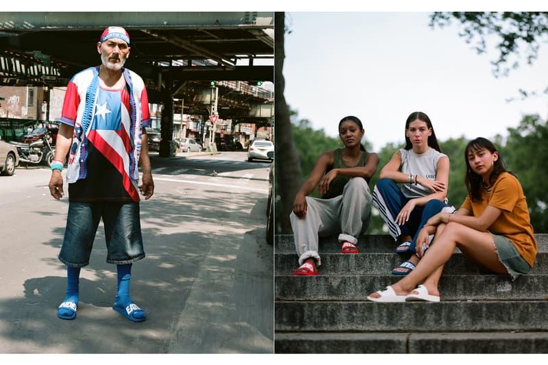 UNDEFEATED Socks and Slides Range 2017 Summer Re Release Lookbooks