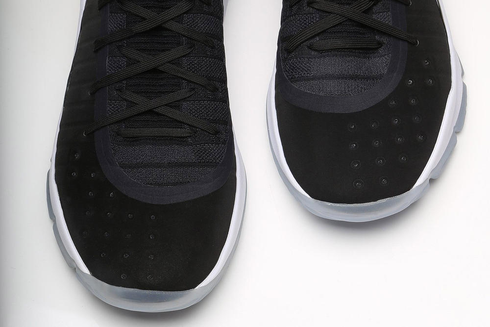 Under Armour Curry 4 Black White Gold