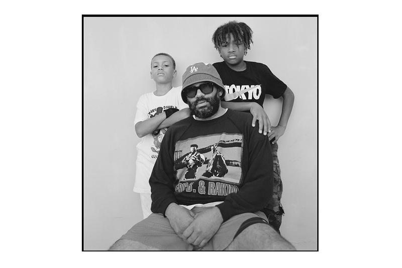 Union LA Father's Day Photo Editorial