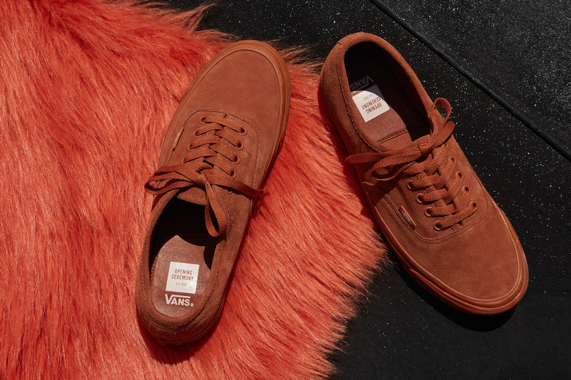 1f8e16a1db56d Vans Vault and Opening Ceremony Oh Sooo Suede | HYPEBEAST