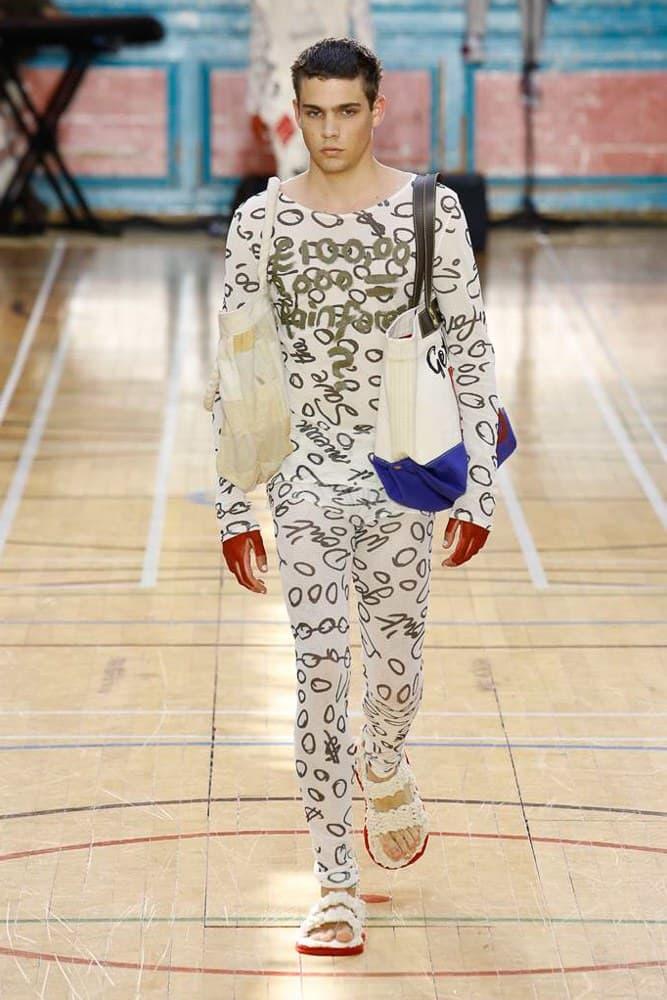 Vivienne Westwood 2018 Spring Menswear Collection Runway London Fashion Week