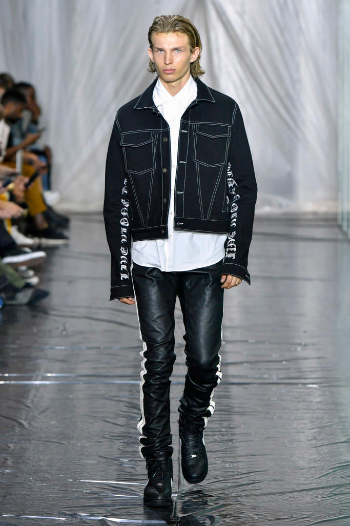 VLONE 2018 Spring Summer Collection Paris Fashion Week Men's Runway Show