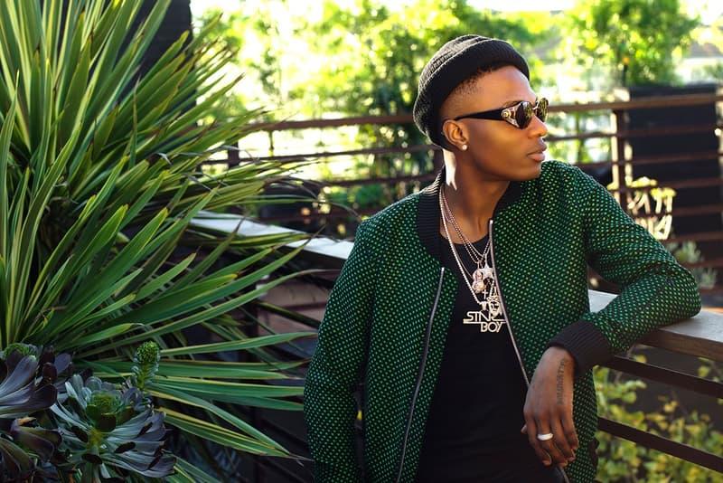 Wizkid 2017 Chris Brown African Bad Gyal