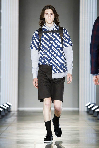 Wood Wood Spring Summer 2018 Collection Milan Fashion Week Men's