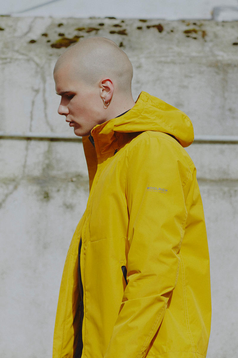 Woolrich's 2018 Spring/Summer Collection Caters to Both the Great Outdoors and the Big City