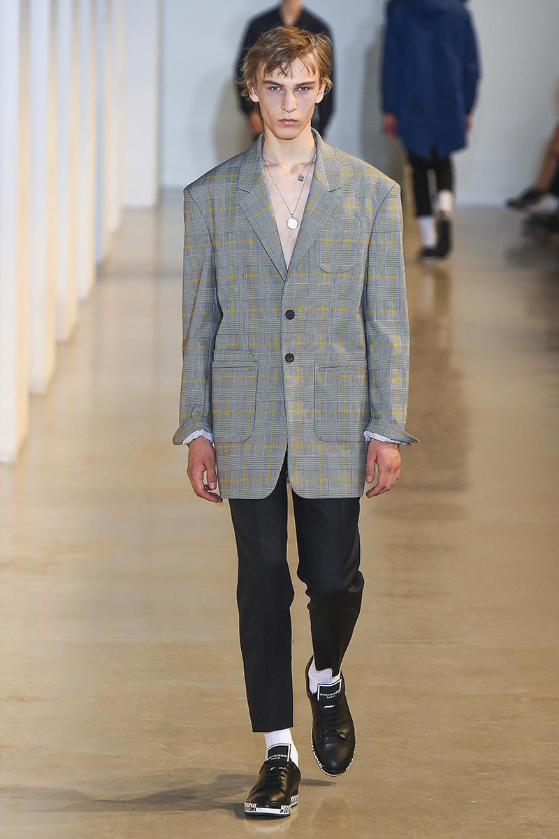 Wooyoungmi 2018 Spring Summer Collection Paris Fashion Week Men's