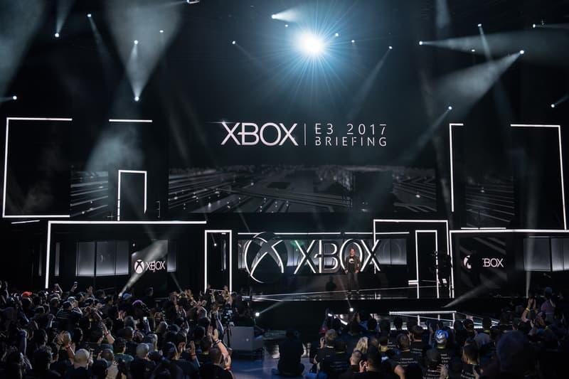Microsoft XBox E3 2017 Briefing XBox One X Project Scorpio