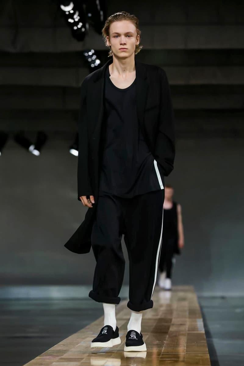 d9d78861e71b Y-3 2018 Spring Summer Collection Paris Fashion Week Men s. 1 of 52